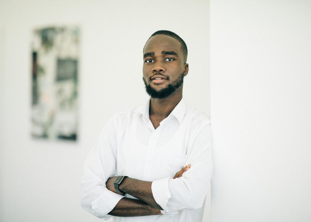 David Dieudonne Adu-Amoani   NEXTI2I 2021 Fellow