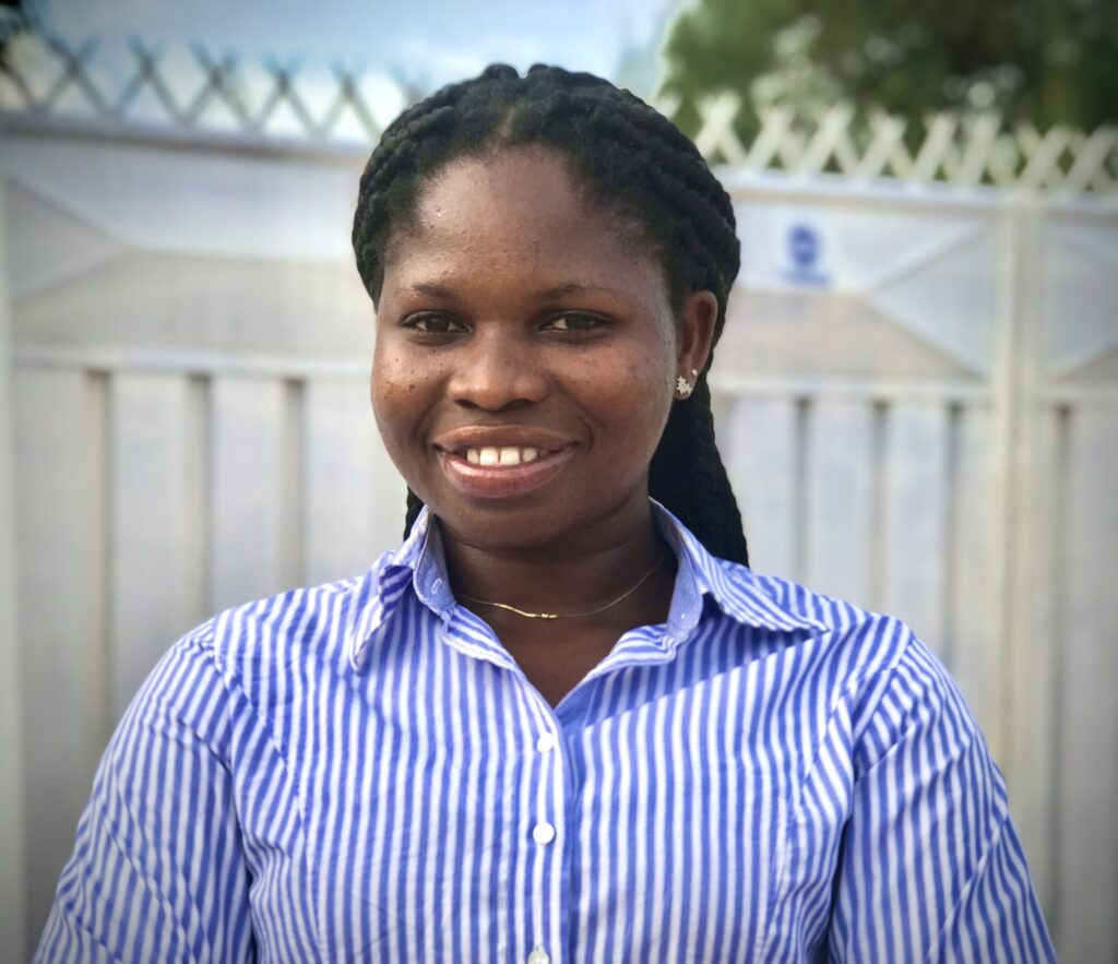 Elona Boateng | Ashesi NEXTI2I Fellow 2021