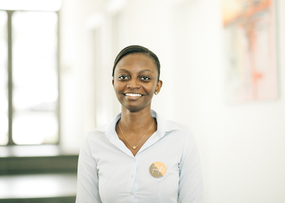 Samuelle Abena Sarpong Asante | NEXTI2I 2021 Fellow