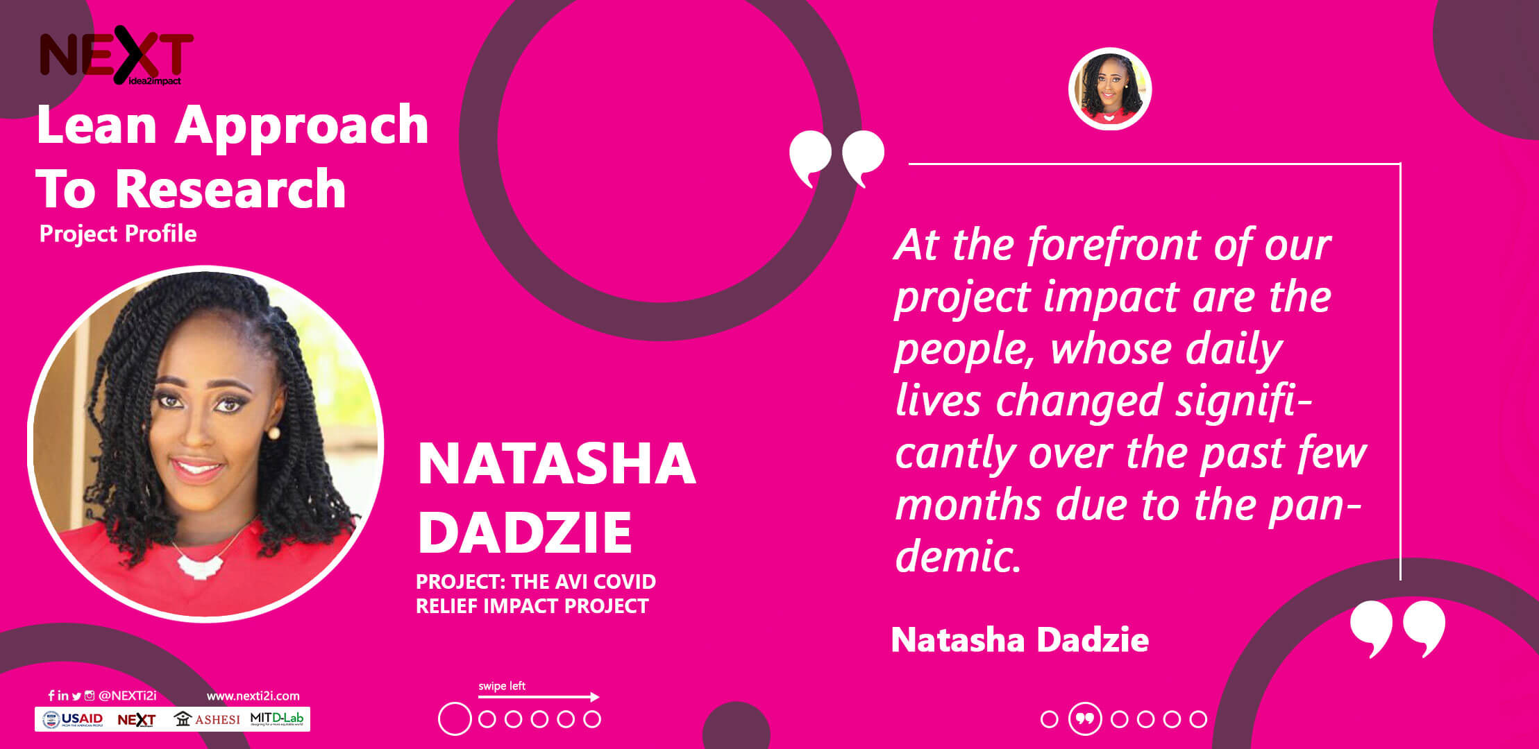 Ashesi Lean Research Project | Natasha